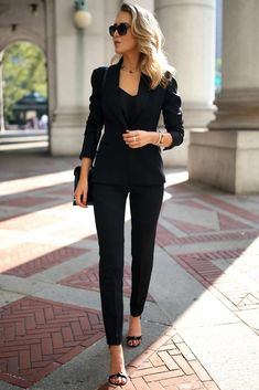These days women suits become more and more different and suggest you the greater range of what to choose from. Do not fear stepping away from the rules!