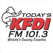 Today's KFDI · 101.3 KFDI · NextRadio