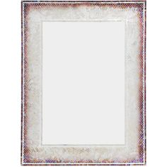 Shop for Ren Wil Aquatica Framed Rectangular Mirror. Get free delivery at Overstock. 36x48h. $295