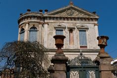 Mansions of Mytilene Town Greece, Mansions, House Styles, Home, Greece Country, Manor Houses, Villas, Ad Home, Mansion