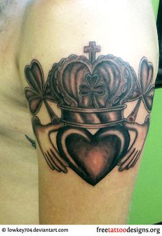 irish claddagh, LOVE. Maybe it'll find me once again