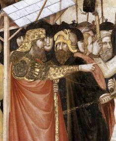 Pietro_Lorenzetti_-_The_Capture_of_Christ_(detail)_-_WGA13508.jpg (900×1093)