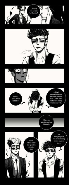 A Matter of Life and Death :: Blackbirds Fly - 18 | Tapastic Comics - image 1