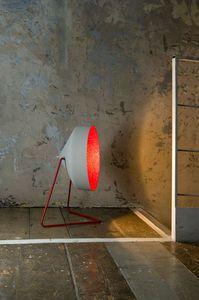 lampe sur pied contemporaine en bton cyrcus f cemento