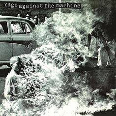 Rage Against The Machine Hot Topic