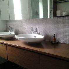 Bathroom/名古屋モザイク…などのインテリア実例 - 2015-06-10 04:53:47   RoomClip(ルームクリップ)