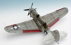 SB2C-4 Helldiver Accurate Miniatures 1/48 - Ready for Inspection - Aircraft - Britmodeller.com