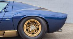 1970 Lamborghini Miura - P400S with an SV Body Conversion | Classic Driver…