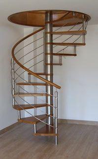 48 mejores im genes de escalera caracol attic house - Fotos de escaleras modernas ...