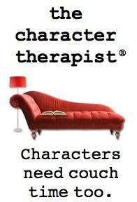 The Character Therapist:An online therapy service for fictional characters.    Character Flaws: When is Too Far Too Far?