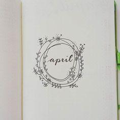morgen beginnt der april, der zugleich auch der letzte monat in meinem #bujo ist. april ist ein besonderer monat, denn genau vor einem jahr begann ich mit dem #bulletjournaling und jetzt ist es aus meinem leben nicht mehr wegzudenken  ich bin kreativer, traue mir mehr zu, bin strukturierter  umso mehr freue ich mich, ab mai ein neues, frisches bujo zu beginnen, das schon in meinem schrank bereitliegt. es wird wieder ein #leuchtturm1917 sein,  denn damit bin ich sehr zufrieden  habt ihr...