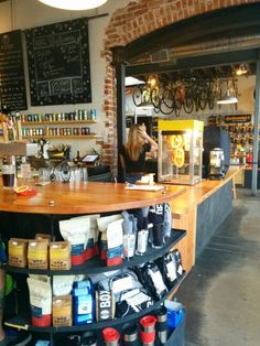 #denverbikecafe my personal bike shop cafe.. ~#mundospeaks~