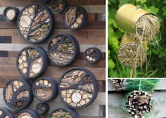 Bug Hotel, Permaculture, Modern Architecture, Landscaping, Modernism, Yard Landscaping, Landscape Architecture, Contemporary Architecture, Garden Design