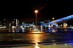 Manchester International Airport by Charles Butale