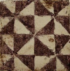 Vintage Plättli gefertigt nach alter Handwerkskunst - Plättli, Fliesen &…