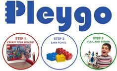 The Procrastinating Mommy: Pleygo: A Netflix-like rental service for Lego® sets (+ 1-Month FREE subscription!)