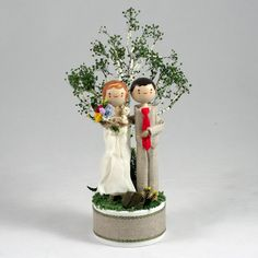 Wedding No. 250 by The Small Object, via Flickr  *birch tree*