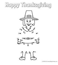 197 best Thanksgiving Kids Printables images on Pinterest