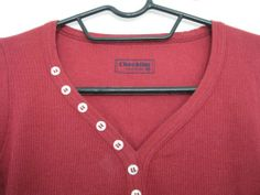Blusa Feminina manga comprida Checklist - #blusa #checklist #feminina #doacao #donateria