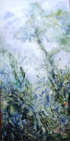 Follaje Marcela Guerra Pintura Óleo con encáustica sobre tela 150 x 75 cms. 2009 $ 22, 000.00 M.N. www.galeriartenlinea.com #pasionporelarte - Exposición Colectiva Multidisciplinaria 46 Artistas, 74 piezas #arte #art #arts #pintura #painting #escultura #sculpture #dibujo #drawing #grafica #graphic  #colectiva #collective #color #life #vida #multidisciplinaria #multidisciplinary #galeria #gallery  #artists #artistaplastico #proyectonomada #CDI #centrodeportivoisraelita #gael #galeriartenli