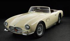 1957 Maserati 150GT Spider by Fantuzzi