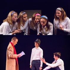 Two wonderful House plays this week, from talented actors in East and South. Thought-provoking and very funny. #iloveboarding #goodnewsfromschools #cranleighschoolsurrey #schooldrama #schoolplays #cranleigh #cranleighschool #schoolacting #schoolplay #surrey