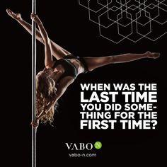 Wann war das letzte Mal, dass du etwas zum ersten Mal ausprobiert hast? The Last Time, First Time, Anti Aging, Bmi, Try Something New, Training, Fitness, Collages, Metabolism