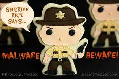 Sheriff Rick says...Malware Beware