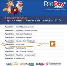 iP Hoteles -Top 10 Hoteldo - Luna Suite