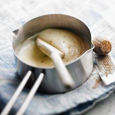 Découvrez la recette de la sauce béchamel légère de nanou