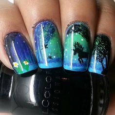 18 Best Unicorn Nails Images On Pinterest Gorgeous Nails Pretty