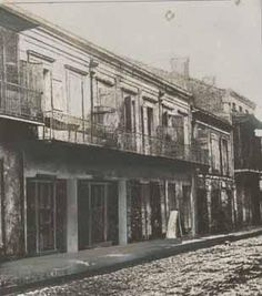TBT: The historic French Quarter, 30 vintage photos - FOX 8 WVUE New Orleans News, Weather, Sports