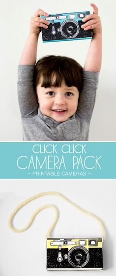 Printable camera kits | Caravan Shoppe