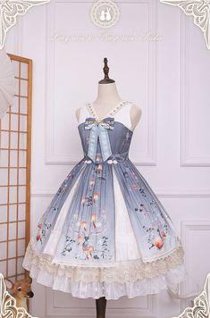 6e4302b31adbc The Singing Deer Qi Lolita JSK Version I. かわいいファッション ...