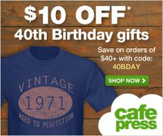 "CafePress is the world's biggest collection of user-designed products. With a community of 6.5 million users, Cafe- Press is where folks from all walks of life gather online to create, sell, and buy ""print on-demand"" products. Our products cover every possible topic you can imagine – humor, politics, baby, pets, knitting, military, global warming, education, holidays, music, you name it!"
