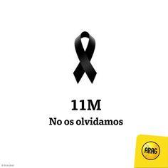 11M - No os olvidamos