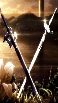 Share an #Sword Art Online# iPhone5 wallpaper. Download #Anime Wallpaper#: http://itunes.apple.com/app/id955366305
