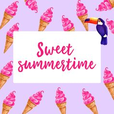 Sweet summertime #summer #quote #summertime #smartphoto