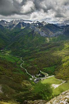 Fuente De, Picos de Europa, Cantabria Spain
