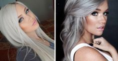 Макияж для пепельно-русых волос