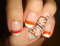 Cool Thanksgiving and Fall Nail Designs, http://hative.com/cool-thanksgiving-and-fall-nail-designs/,