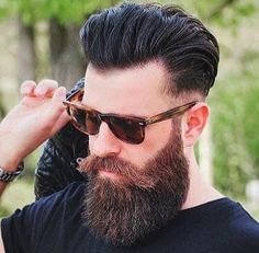 The drop fade haircut is a modern version of the popular classic fade. Just like the name implies, the drop fade haircut is cut low behind the ears, Mens Facial, Facial Hair, High Skin Fade, Low Fade, Drop Fade Haircut, Growing A Mustache, Medium Fade, Best Beard Styles, Short Curls