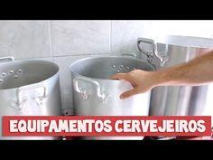 Como fazer cerveja: Equipamentos - [Parte 2/10] - YouTube