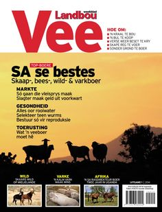 Landbou Vee     2014 edition - Read the digital edition by Magzter on your iPad, iPhone, Android, Tablet Devices, Windows 8, PC, Mac and the Web.