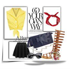 Un look audace per questa giornata estiva… e per sentirsi davvero una donna #birikina scegliamo la clutch total black!