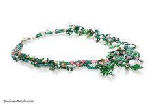 PRECIOSA Candy Rose - Hana Cerna 07   Design by Hana Černá P…   Flickr Hana, Seed Beads, Fashion Accessories, Beaded Bracelets, Rose, Beading, Jewelry, Design, Pink