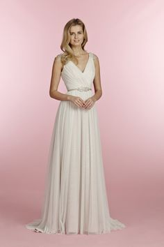 314cf26a4da 70 Best Weddings - Blush by Hayley Paige Bridal Gowns images in 2019 ...