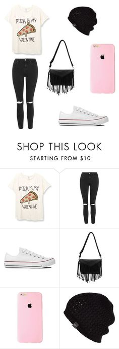 """Starbucks"" by karenrodriguez-iv on Polyvore featuring Topshop, Converse, UGG Australia, women's clothing, women's fashion, women, female, woman, misses and juniors"