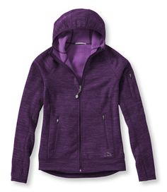 Women's Polartec Power Stretch Hoodie | Free Shipping at L.L.Bean