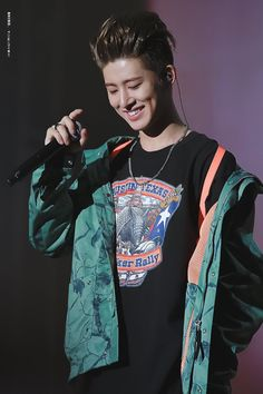 Happy birthday Hanbin, Love you, babe! (that smile 😍😚)♡♡♡♡Oct